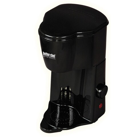 Better Chef IM-102b 1-cup Compact Personal Coffee Maker