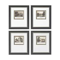 English Manors Framed Print Wall Art