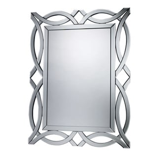 "Miramar Wall Mirror - Clear - 37"" w x 1"" d x 47"" h"