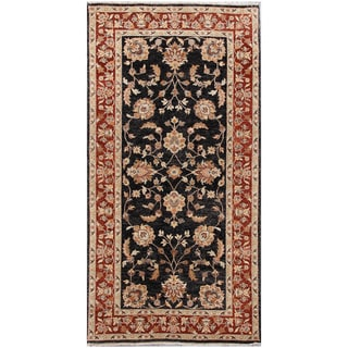 ABC Accents Beni Ourian Moroccan Aria Grey Wool Area Rug (5' x 7')