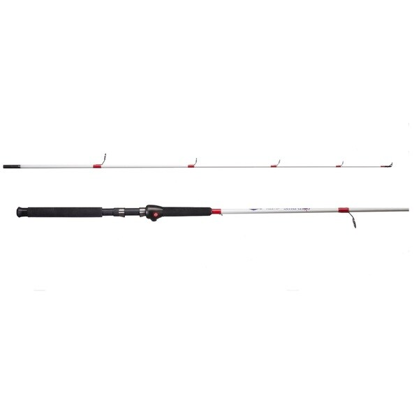 TACKOBOX Casting Poletap Smartrod with Built-in Bite Alert, 6.5ft