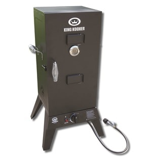 """King Kooker Low Pressure Smoker with 30"""" Cabinet"""