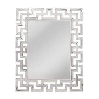 Greek Key Mirror