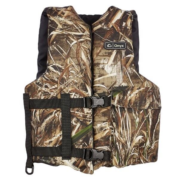 Onyx Outdoor Realtree Max-5 Adult Sport Vest, Oversize