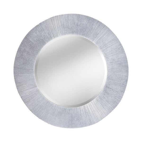 "Attra Wall Mirror - Bright Silver - 32""w x 1""d x 32""h"