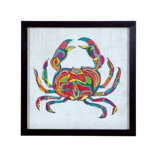 Coastal Colors Three' Framed Wall Art