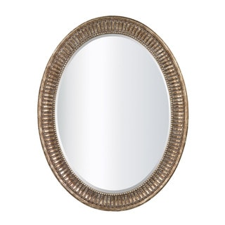 Franklin Oval Beveled Mirror