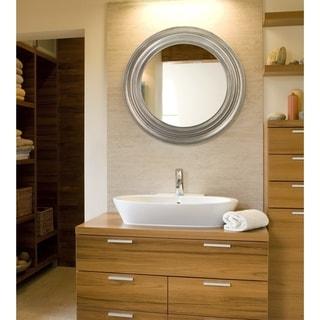 Fullerton Round Mirror