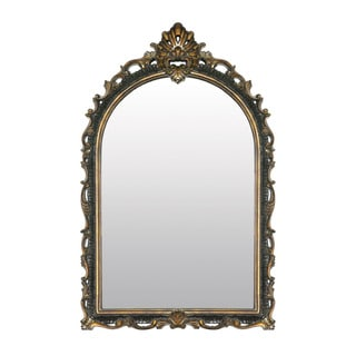 Arched Acanthus Mirror
