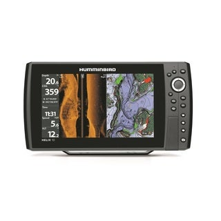 Humminbird Helix 10 SI GPS KVD