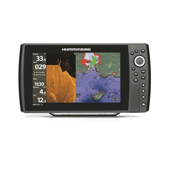 Humminbird Helix 10 GPS