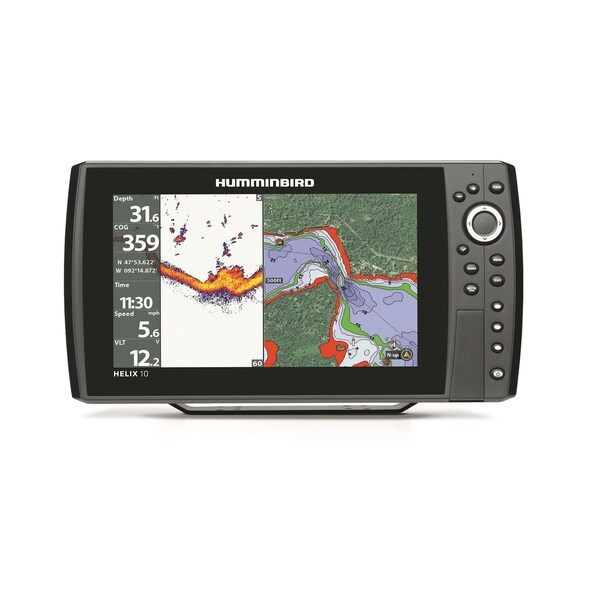 Humminbird Helix 10 Sonar GPS