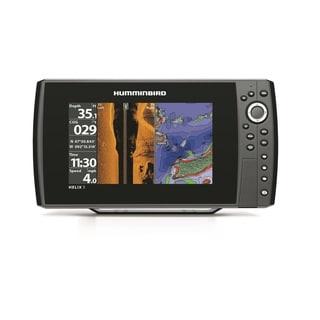 Humminbird Helix 9 SI GPS KVD