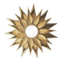 Brackenhead Wall Mirror - Gold - N/A
