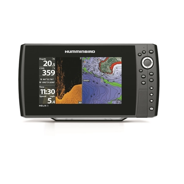 humminbird helix 9 gps - 17856775 - overstock shopping - the, Fish Finder