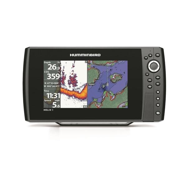 Humminbird Helix 9 Sonar GPS
