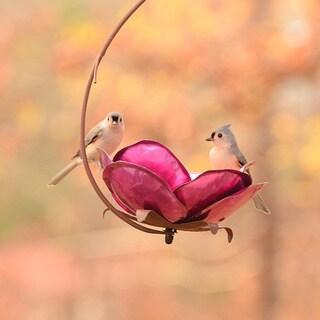 Crab Apple Blossom Bird Feeder