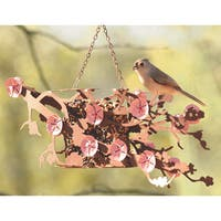 Cherry Blossom Bird Feeder with Seed Cakes
