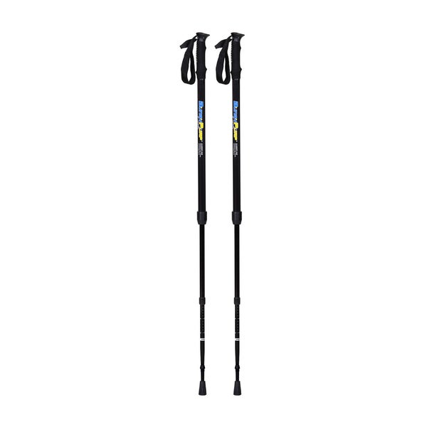 Original Bungypump Number One Fitness Walking Poles with 8.8-pounds of Built-in Resistance