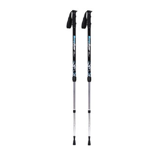 Original Bungypump Energy Fitness Walking Poles with 13.2-pounds of Built-in Resistance