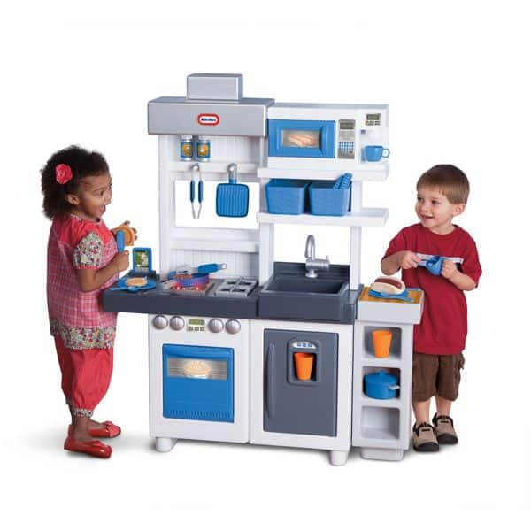 Shop Little Tikes Ultimate Cook Kitchen - White - Free ...