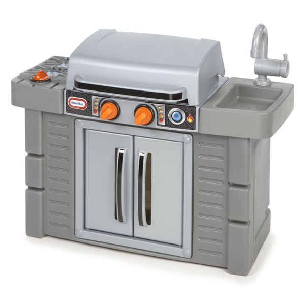 Shop Little Tikes Cook 'n Grow BBQ Grill - Free Shipping Today ... on