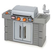 Little Tikes Cook 'n Grow BBQ Grill - Silver