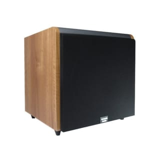 Acoustic Audio HD-SUB12-MAPLE 12-Inch HD Series Front Firing Subwoofer