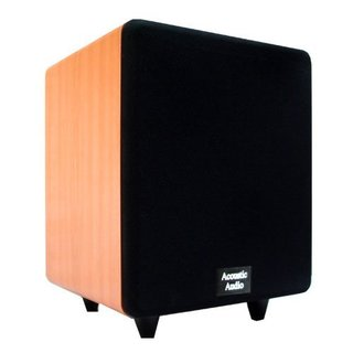 Acoustic Audio Cherry CS-PS12-C Front Firing Subwoofer