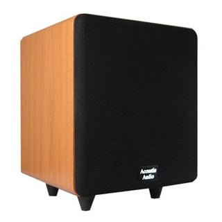 Acoustic Audio Cherry CS-PS65-C Front Firing Subwoofer