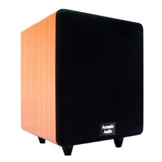 Acoustic Audio Cherry CS-PS8-C Front Firing Subwoofer