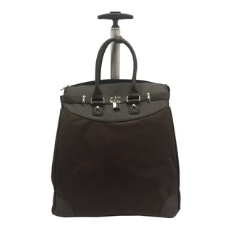 Rollies Solid Rolling 14-inch Laptop Travel Tote (2 options available)