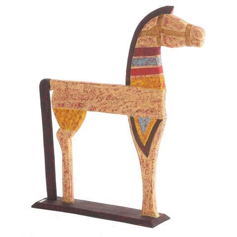 Handmade Horse Statue from Sumba Island (Indonesia)