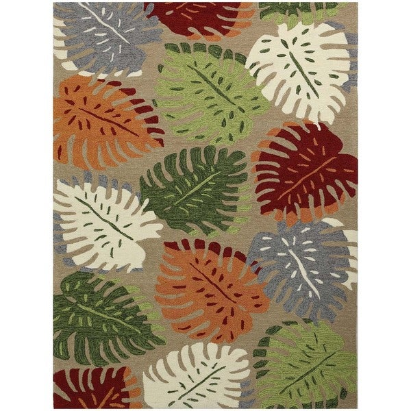 San Mateo Beige Multi-purpose Rug (7'6)