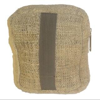Handmade Hemp Passport Holder Mini Pouch Unisex Bag (Nepal)