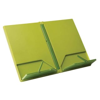 Joseph Joseph Green CookBook Compact Folding Bookstand