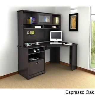 Oliver & James Richter Corner Desk and Hutch (3 options available)