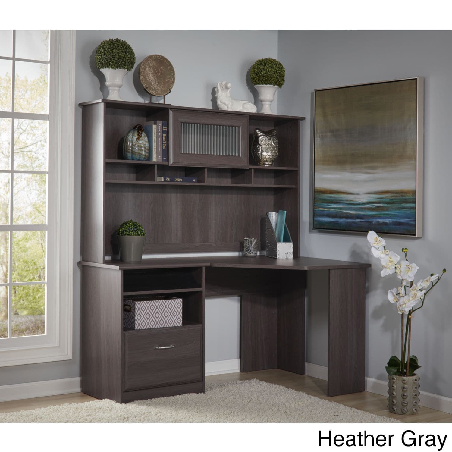 Grey Desks Computer Tables Online At Our Best Home Office Furniture Deals