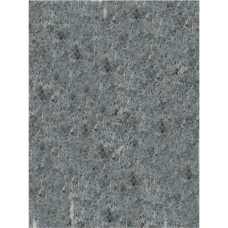 Pacifica Silver Shag Rug (8' x 10')