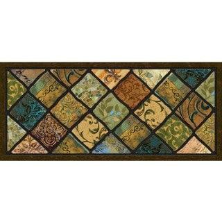 Outdoor Botanical Macedonia Doormat (16 x 36)
