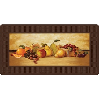 Indoor Delicious Fruit Kitchen Mat (20 x 39)