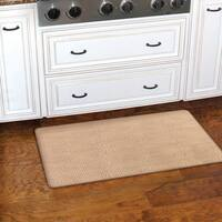 ProChef Weave Tan Kitchen Mat (20 x 30)