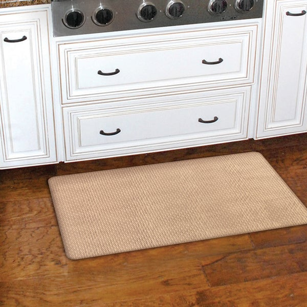 Prochef Weave Tan Kitchen Mat 20 X 30 Free Shipping On Orders Over 45 10812168