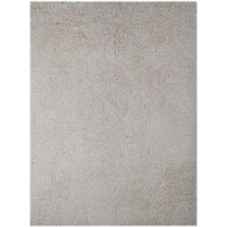 Palo Alto White Shag Rug (3'6 x 5'6)
