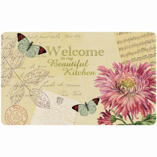 Indoor Beautiful Kitchen Mat (20 x 42)