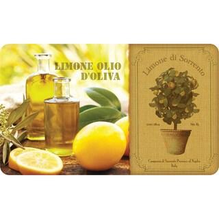 Indoor Limon Di Sorrento Kitchen Mat (18 x 30)