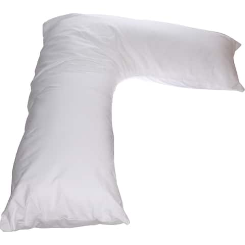 Replacement Cover for L Side Sleeper Pillow (Pillow NOT included)