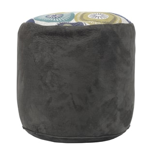 Tufted Tapestry Ottoman 13034215 Overstock Com