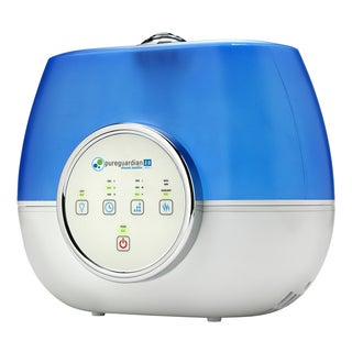 PureGuardian® H4810 2-Gallons 120-Hour Ultrasonic Warm and Cool Mist Humidifier