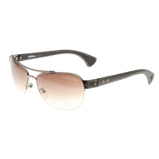 Affliction Unisex Kobe Aviator Sunglasses